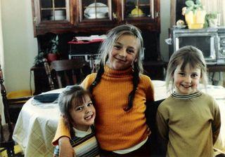Kathy, Mary, and Jenny; Colstrip MT