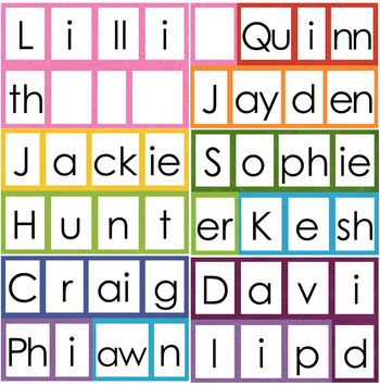 NameDigraphs