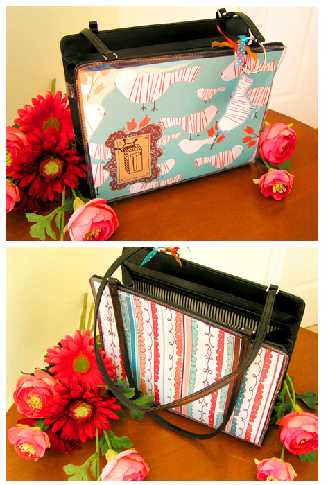 JenStrange.com - Princess Purses to display your digi work!