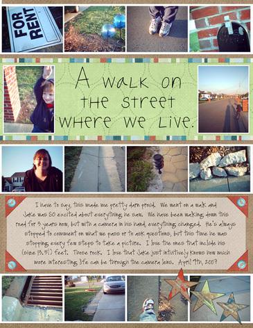 Walkblog