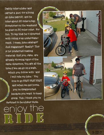 Bikerideblog